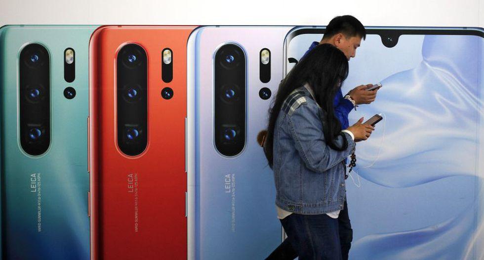 Huawei pasa por un momento difícil tras la presión de estadounidense (AP)