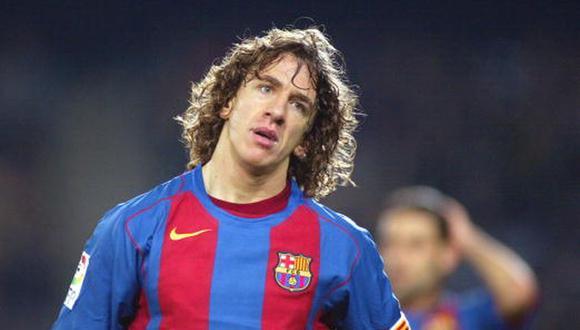 Carles Puyol se refirió al Clásico que está muy próximo a jugarse.