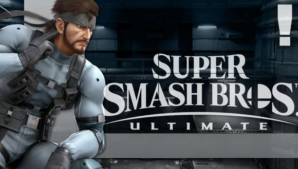 Snake en Super Smash Bros. Ultimate