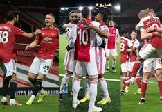 Equipos clasificados para los cuartos de final de la Europa League [FOTOS]