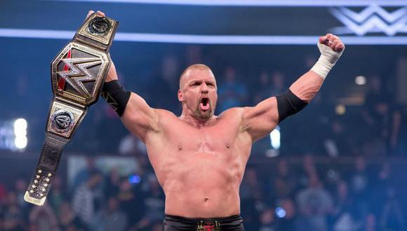 Triple H fue operado de emergencia en el Hospital Yale New Haven. (Foto: WWE)