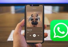 WhatsApp y Spotify: cómo colocar canciones en los estados