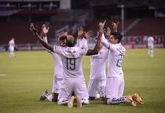 Imbatibles en su fortín: Liga de Quito superó a Sao Paulo y es líder del Grupo D de la Libertadores