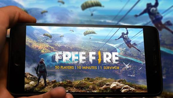 Free Fire comparte este código de canje para el 21 de febrero