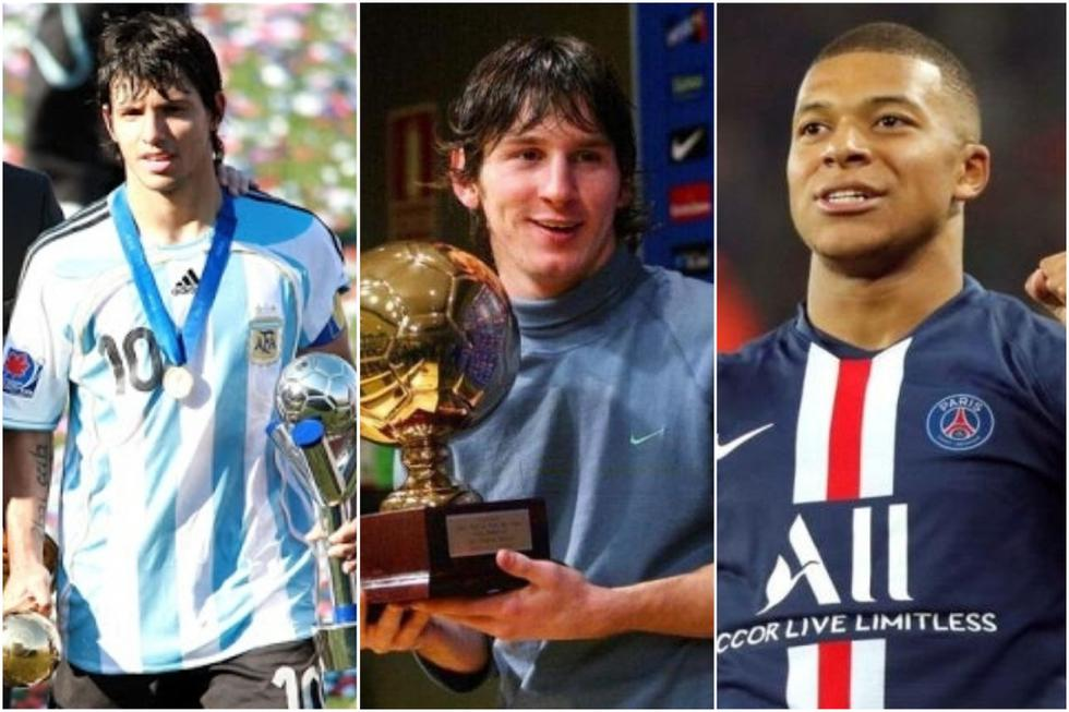 Ganaron el Golden Boy y luego triunfaron en el fútbol mundial.