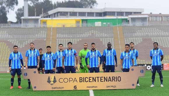Cesar Vallejo clasificó a los octavos de final de la Copa Bicentenario. (Foto: Liga 1)