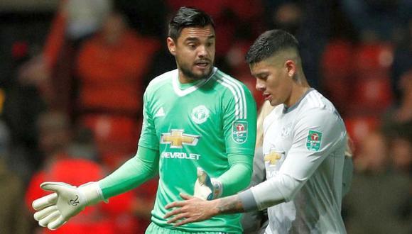 Manchester United planea sacar hasta a seis jugadores. (Foto: Agencias)
