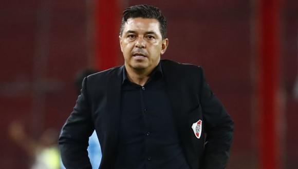 Marcelo Gallardo ganó como entrenador de River Plate los título de la Copa Libertadores del 2015 y 2018. (Foto: AFP)
