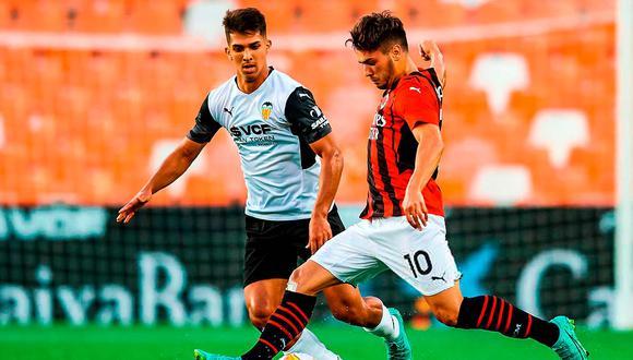 Alessandro Burlamaqui y el reto de jugar con la Selección Peruana (Foto: Difusión)