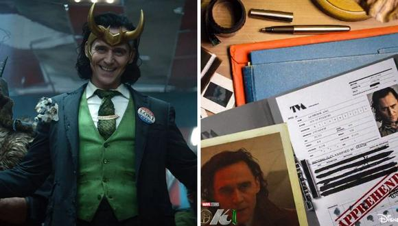 """Marvel señaló en un adelanto que """"Loki"""" es de género fluido. (Foto: Captura / Twitter @disneyplus)"""