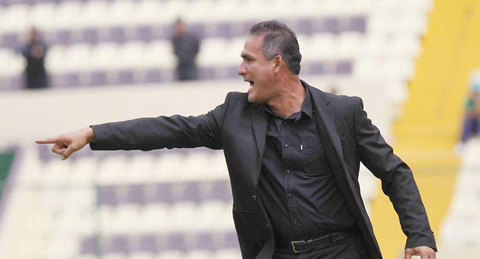 Segunda División: Teddy Cardama dejó de ser técnico de Carlos A. Mannucci. (USI)