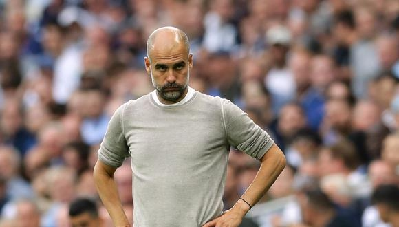 Pep Guardiola consideró que no hay igualdad de condiciones en la Premier League. (Foto: Reuters)