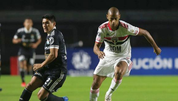 Sporting Cristal se mide ante Sao Paulo por Libertadores (Foto:Agencias)