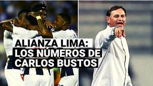 Alianza Lima: conoce los números de Carlos Bustos en el fútbol peruano y su experiencia con el ascenso