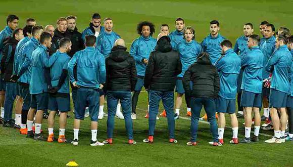 La plantilla de Real Madrid tiene vacaciones hasta el 30 de agosto. (Foto: AFP)