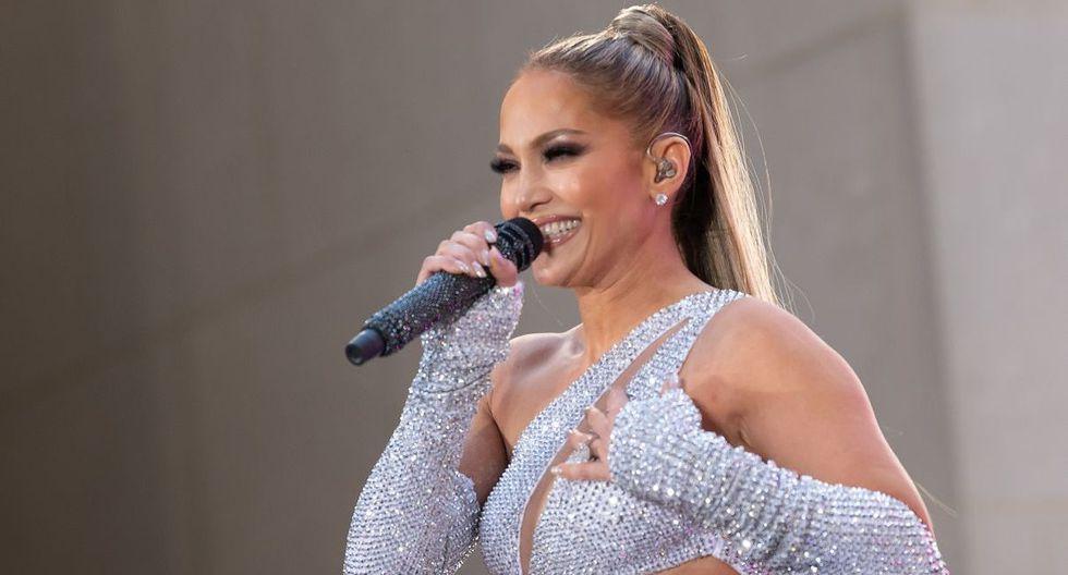 Jennifer López es criticada por impedir la entrada de periodistas a su concierto en España. (Foto: AFP)