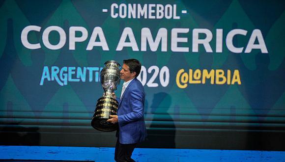 La Copa América se disputará entre el 13 de junio y el 10 de julio próximo. (Getty)