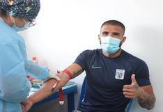 Listos para los entrenamientos: plantel de Alianza Lima pasó exámenes médicos