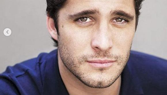 El actor, además de la popularidad que ha ganado con la serie, ganó grandes sumas por las dos temporadas de la biopic.(Foto: Diego Boneta / Instagram)