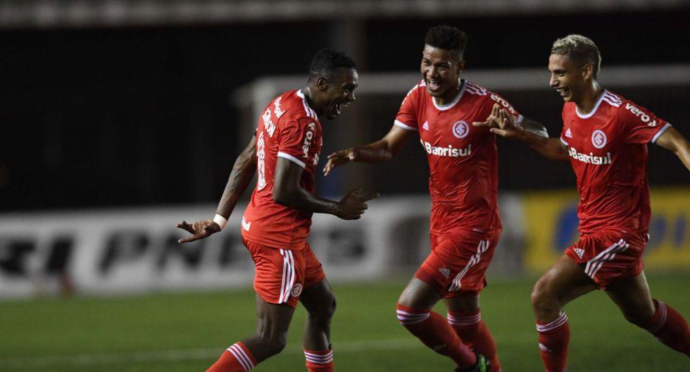 Internacional goléo a Sao Jose por la fecha 3 del Campeonato Gaucho.