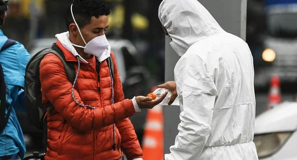Últimas noticias y breaking news del coronavirus en Colombia. (Foto: AFP)