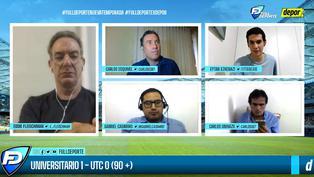 'Full Deporte por Depor': el análisis sobre la actualidad de Universitario tras el triunfo ante UTC
