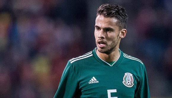 Diego Reyes no estará en la Copa del Mundo a causa de una lesión (Foto: Getty Images).