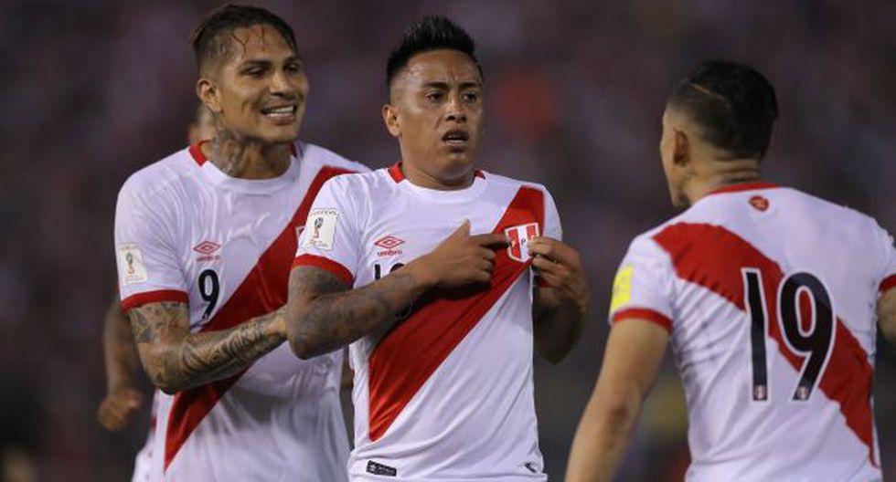 Perú ganó 4-1 a Paraguay en Asunción. (Foto: Agencias)