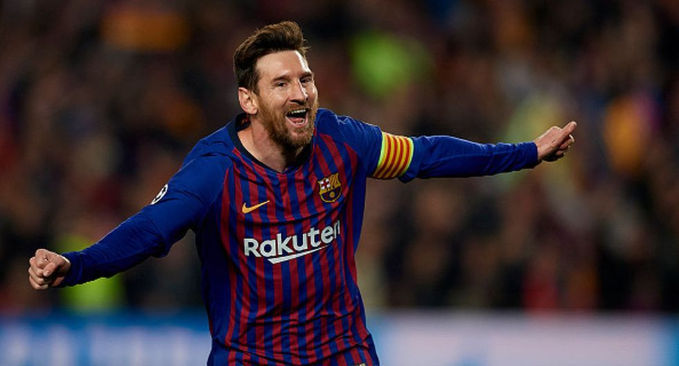 Lionel Messi   Barcelona   33 goles. (Getty Images)