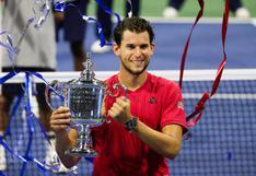 Dominic Thiem ganó el US Open con épica remontada ante Alexander Zverev