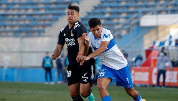 Colo Colo empató 0-0 con U. Católica en la fecha 11 del Campeonato Nacional de Chile. (Foto: Getty Images)