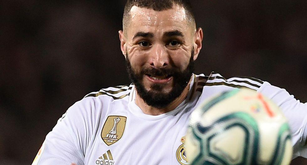 12. Karim Benzema / Real Madrid  - 12 goles (24 puntos). (Foto: AFP)