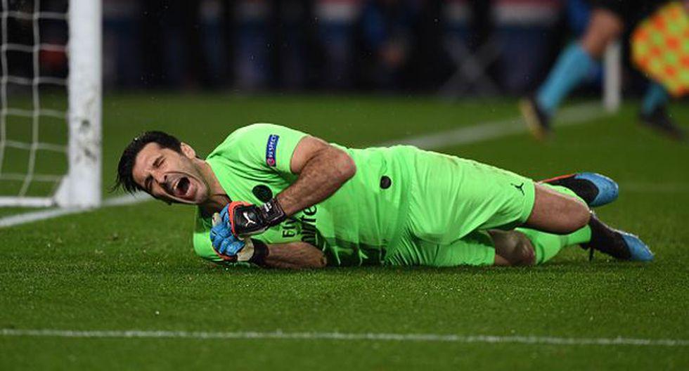 Gianluigi Buffon aún no ha podido ganar la Champions League. (Foto: Getty)