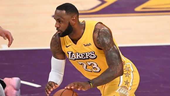El afamado basquetbolista ha sido tres veces campeón de la NBA.  (Foto: AFP)