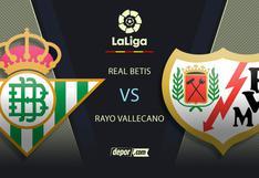 Rayo Vallecano vs. Betis EN VIVO vía DIRECTV con Radamel Falcao: se ve las caras por LaLiga