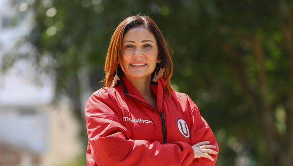 Sonia Alva asumió la administración temporal de Universitario en agosto de 2020 (Foto: Universitario de Deportes)