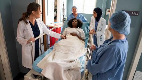 """Las veces que los doctores de """"Grey's Anatomy"""" debieron ir a la cárcel (Foto: ABC)"""