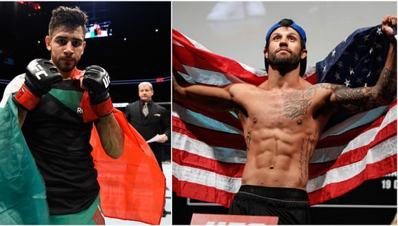 Yair Rodríguez quedó descartado para el UFC 228 por una lesión en la espalda. (Getty Images)