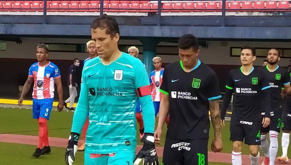 Estudiantes de Mérida sumó su primer triunfo en la Copa Libertadores ante Alianza Lima. (Foto: Twitter)
