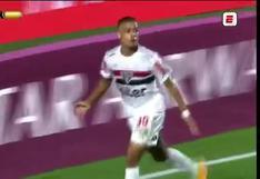 Brenner Souza puso el 2-0 en el Sao Paulo vs. Binacional por Copa Libertadores [VIDEO]