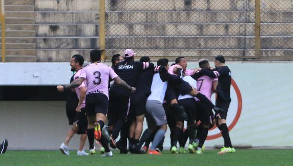 Sport Boys derrotó 2-1 a Binacional, por la fecha 11 (Foto: Liga 1)