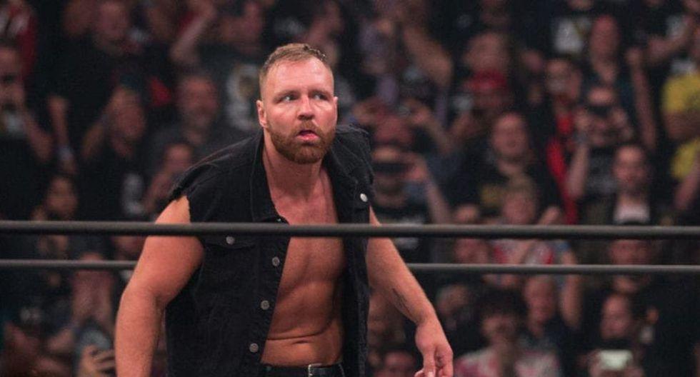 Jon Moxley trabajó en la WWE como Dean Ambrose y fue parte del exitoso grupo The Shield. (Foto: Twitter)