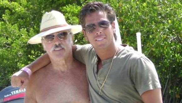 Roberto Palazuelos reveló que se amisto con Andrés García y nunca tomó como personal todo lo que se dijo entre ellos  (Foto: Instagram)