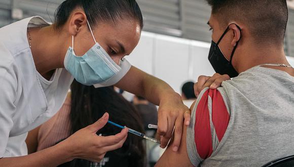 Vacuna COVID-19 en México: cómo registrarte y cuáles son los requisitos para ser inoculado (Foto: Getty Images)