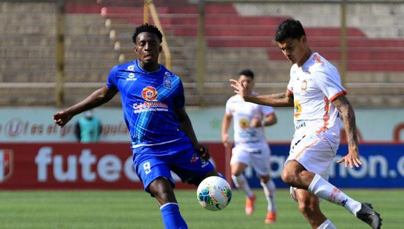 Alianza Atlético y Ayacucho FC se vieron las caras en el Monumental. (Foto: Liga 1)