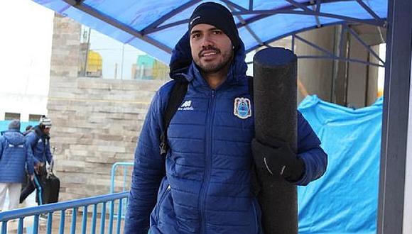 Raúl Fernández jugará nuevamente en Deportivo Binacioanal. (Foto: Agencias)