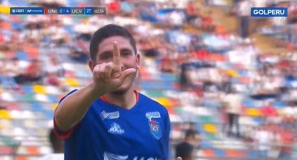 Santiago Silva anotó doblete y sentenció la goleada sobre los cremas. (Video: Golperu)