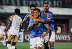 Cusco FC no pudo en Santiago, cayó goleado 3-0 ante Audax Italiano y quedó eliminado de la Copa Sudamericana 2020