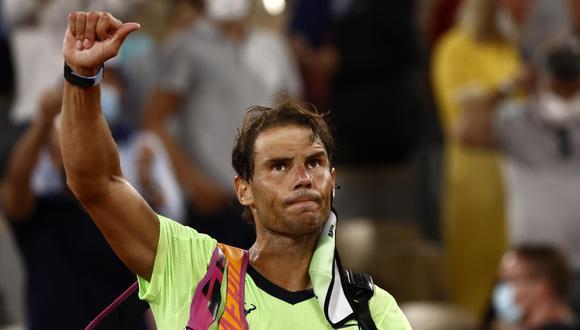 Rafael Nadal renunció a participar de Wimbledon y de los Juegos Olímpicos Tokio 2020. (Foto: EFE)