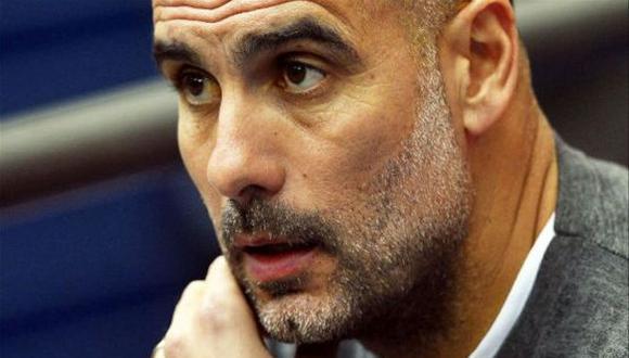 Pep Guardiola criticó duramente a la organización de los campeonatos ingleses. (Foto: Getty)